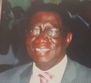Dr. Asumani Kinobe